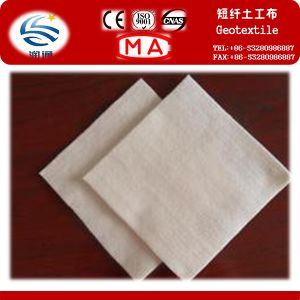 Needle Punched Nonwoven Geotextile for Airport and Port