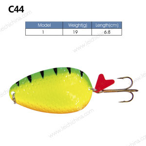 Popular Metal Fishing Lure Spoon pictures & photos