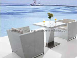Outdoor Wicker Dining Set  (LG-S-160)