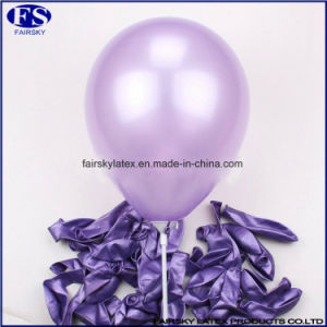 Balloons Factory China Kid Toys 10 Inches 1.8g Standard Round Balloons pictures & photos