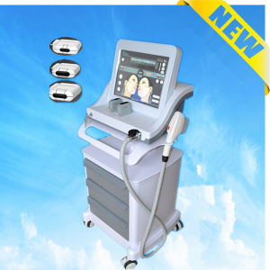High Intensity Focused Ultrasound Portable Hifu Machine Facial Beauty Equipment pictures & photos