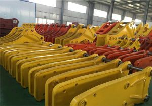 Hydraulic Breaker Frame Low Price pictures & photos