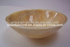 Natural Granite Marble Stone Bathroom Sink for Kitchen