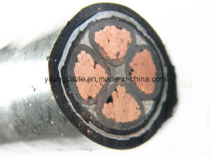 XLPE Insulated, Armoured, PVC Sheathed Copper Cable pictures & photos