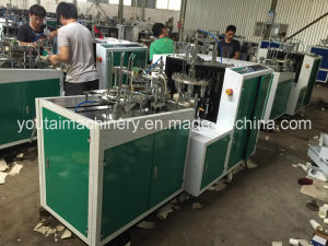 Bevel Full Automatic Paper Cup Forming Machine for Milk Cups pictures & photos
