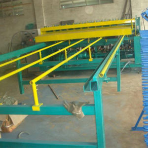 Construction Welded Wire Mesh Panel Machine pictures & photos