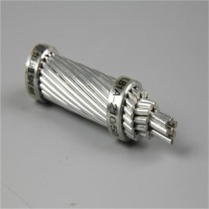 Coaxial Cable ACSR Aluminum Conductor Aluminum Clad Steel Reinforced for Overhead Transmission pictures & photos
