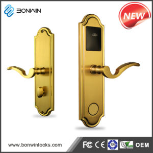 Best Price Electronic Antique Brass Door Lock With Handles ...