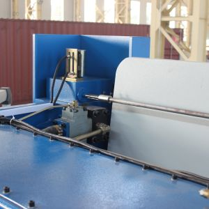 Hydraulic Metal Plate Bending Machine with Delem Da52s pictures & photos