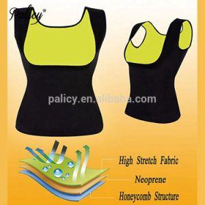 1d8ef843cf China OEM Womens Slimming Vest Hot Thermo Neoprene Sweat Sauna Body Shapers  - China Sauna Body Shapers