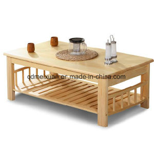 Solid Wooden Dining Desk Living Room Furniture (M-X2861) pictures & photos