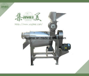 Fruit and Vegetable Cracking and Juicing Machine