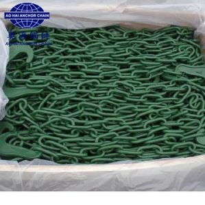 Cargo Lashing Chain with C Hook pictures & photos