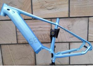 56332110a4d OEM 27.5er Aluminum Electric Bike Frame Shimano E8000 MID-Drive E-Bike  Hardtail