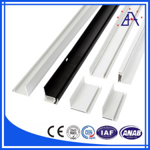 Customized Anodized 6063t5 Aluminium Solar Profile pictures & photos