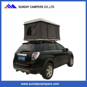 Pop up Car Hard Shell Roof Top Tent for 4X4 Car Accessories pictures & photos