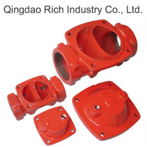 Sand Casting Parts Casting Part Casting Aluminum Part Brass Part/Stainless Steel Valve Part / Valve Body pictures & photos