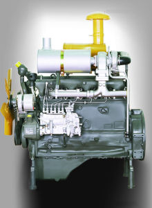Deutz 6 Cylinder Water-Cooled Engine Td226-6 pictures & photos