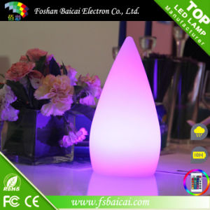 Modern LED Color Changing Table Lamp