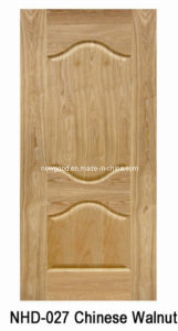 Wooden Veneer Door Prices (ash, oak, pear, sapeli, walnut, teak) pictures & photos