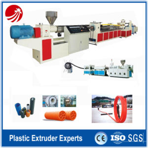 Cod (corrugated optical duct) Pipe Tube Production Line pictures & photos