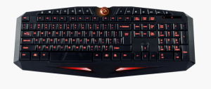 High-End Multi-Media Game Keyboard, Can Support CD Software (JNP-KS16X)