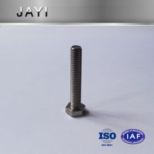 Hexagon Head Screw of Stainless Steel, Machine Screw pictures & photos