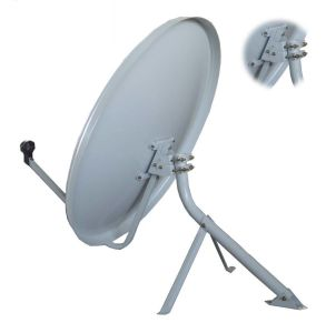 Ku80cm Strong Satellite Antenna Dish pictures & photos