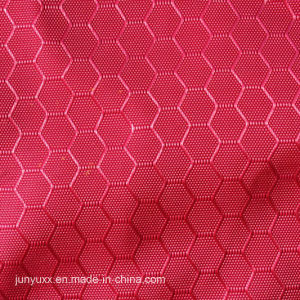 Big Football Grain Jacquard Oxford Fabric with Jacquard Fabric