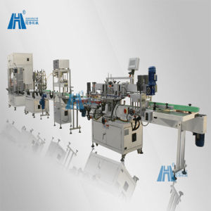 Automatic Piston Type Table Vinegar Filling Production Line