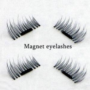 847364bf2cf China 4 PCS/Pair 3D Magnetic False Fake Eyelashes Extension Eye ...