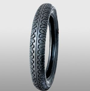 Motorcycle Tyre 3 00-17 High Grip Dunlop Pattern