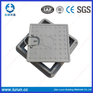 Resin Good Wear Resistance Round Manhole Cover From China pictures & photos