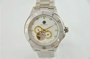 High Qualtiy Stainless Steel Automatic Movement Men Watches (sw002)