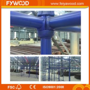 Steel Cuplock Scaffolding for Concrete Supporting