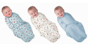 Baby Soft Hand-Double Face Animal Baby Blanket Cover Hat Flannel Knit Edge Swadlle Me