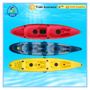 Two Person Fishing Kayak with Large Capacity