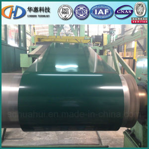 Color Coated Galvanized Steel Coil of Red Color pictures & photos