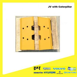 Crawler Bulldozer Steel Spare Part Single Grouser Track Shoe D155c for Komatsu Bulldozer Undercarriage Parts pictures & photos