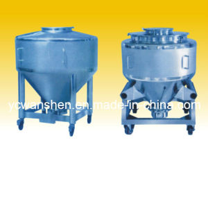 Movable Mixing Hopper Bin in Pharmaceutical Machinery (HZTY)