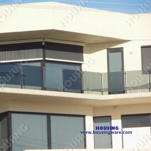 China Modern Balcony Glass Railing Design China Glass Railing