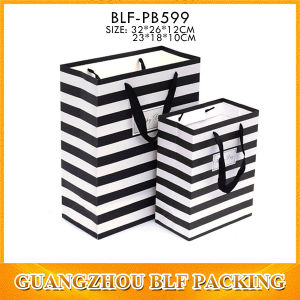 Promotional Gift Box Zebra Print Mini Gift Bag Blf-Pb308 pictures & photos
