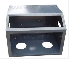 Steel, Aluminum, Stainless Steel Electric Cabinet