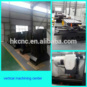 3 Axis Vertical CNC Machining Center (VMC 350L) pictures & photos