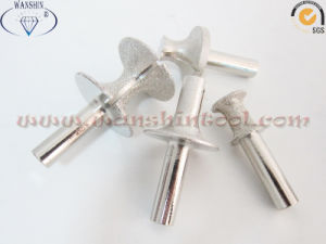 Vacuum Brazed Router Bit for CNC Engraving Machine pictures & photos