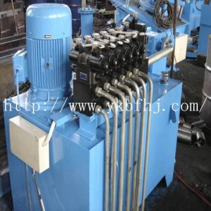 Steel Drum Production Line Hydraulic Station pictures & photos
