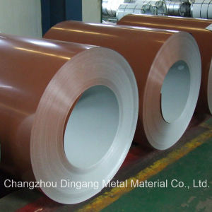 Dx53D Sglcc Color Coated Steel with Film Coating pictures & photos