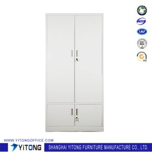 Yitong 4-Door Data Metal Storage Cabinet / Office Use Steel File Cabinet pictures & photos