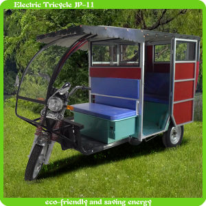 New Economic and Fashionable Electric Tricycle for Adults