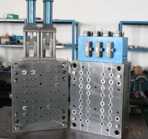 Unscrew Cap Mould